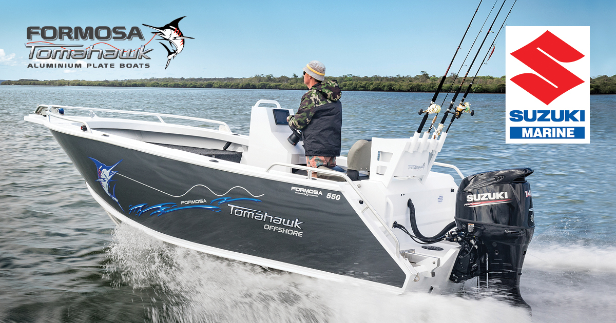 SUZUKI OUTBOARD MOTORS NOW HERE AT CRANBOURNE BOATING